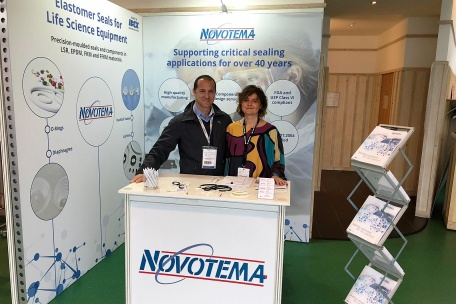Novotema partecipa al Medical Technology Ireland 2018
